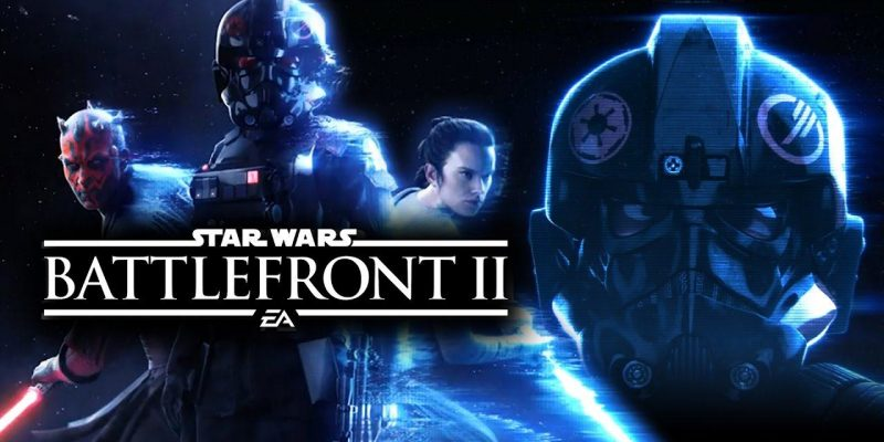 Star Wars: Battlefront II slider Woofer 8 servicios de audio