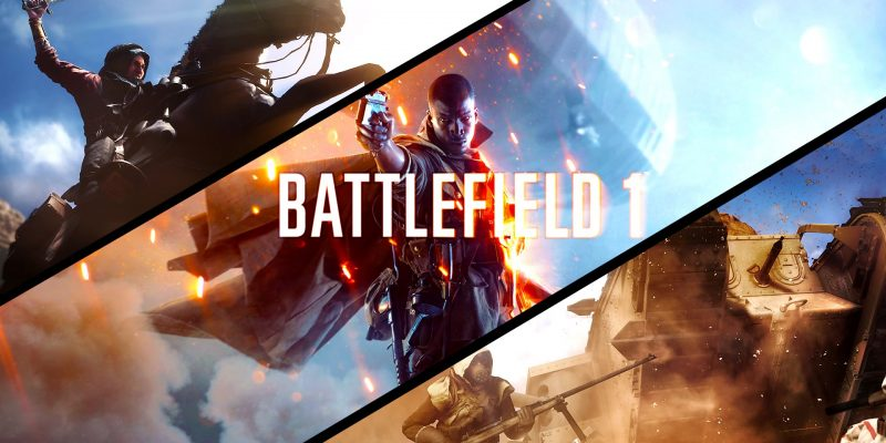 Battlefield 1 slider Woofer 8 servicios de audio