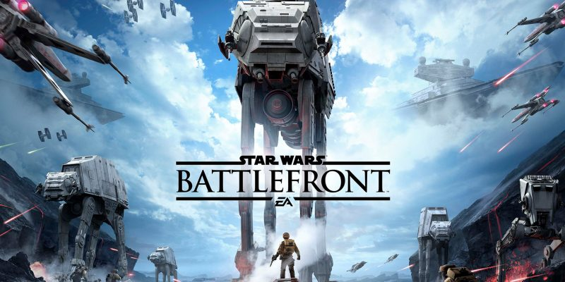 Star Wars Battlefront slider Woofer 8 servicios de audio